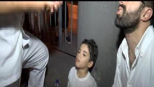 Hafriyat Kamyonu, Cip ve Kamyonete Çarptı: 3 Yaralı