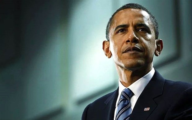 Barack Obama, ABD Başkanı
