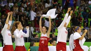 Milliler, Belarus'u Yenerek Çeyrek Finale Kaldı