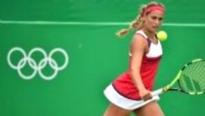 Rio'ya damga vuran 22'lik Çekici Güzel: Monica Puig