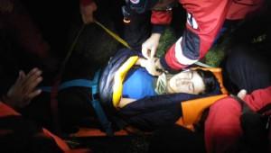 Kaçkarlarda Düşen Genç Dağcı, 33 Saat Sonra Hastaneye Ulaştırıldı