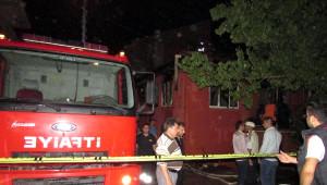 Sandıklı'da Anne- Kız Ev Yangınında Öldü