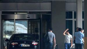 Fotoğraflar//polis Ekipleri Bağcılar'da Bulunan Bölge İdare Mahkemesi'nde