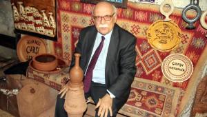 Kültür ve Turizm Bakanı Nabi Avcı, Kapadokya'da