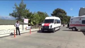 Kumluca'da Fetö/pdy Üyesi 13 Kişinden 4'ü Tutuklandı