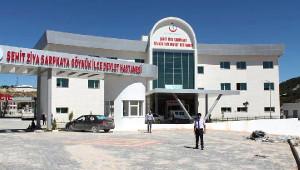 Yeni Yapılan Devlet Hastanesine Şehit Uzman Çavuşun Adı Verildi