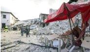 Depremden Önce ve Sonra İtalya'dan Şoke Eden Görüntüler