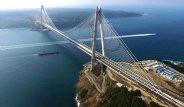Yapımı 39 ay süren Yavuz Sultan Selim Köprüsü'nden Kareler