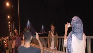 Yavuz Sultan Selim Köprüsü'nde