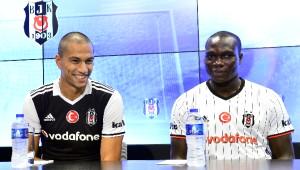 Beşiktaş'ta İmza Şov