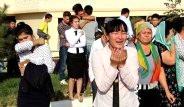 Özbekistan Cumhurbaşkanı Kerimov Son Yolculuğuna Uğurlandı