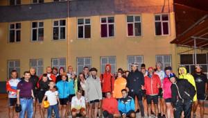 Dünya Barışı İçin Yola Çıkan 36 Kişi, 10 Bin Kilometre Pedal Çevirecek
