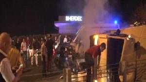 Kağıthane'de Feci Kaza: 2 Ölü, 2 Yaralı