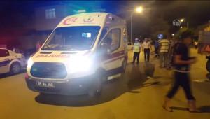 Amasya'da Otomobil ile Traktör Çarpıştı: 4 Yaralı