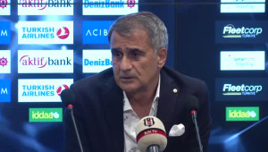 Beşiktaş - Kardemir Karabükspor Maçının Ardından, Şenol Güneş Değerlendirmelerde Bulundu (2)