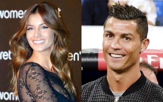 İşte Ronaldo'nun Yeni Sevgilisi