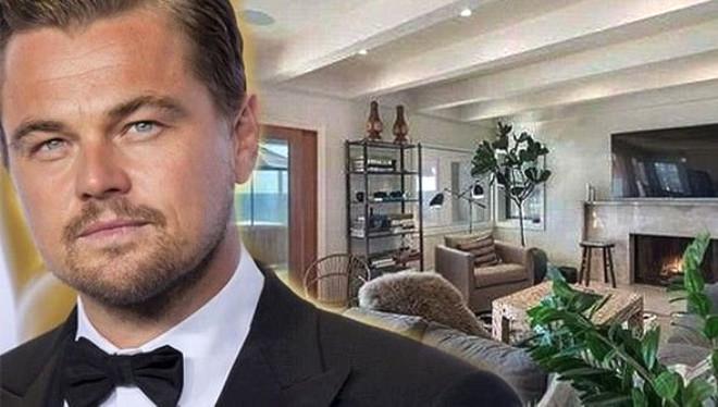 Leonardo Di Caprio'nun Muhteşem Villası