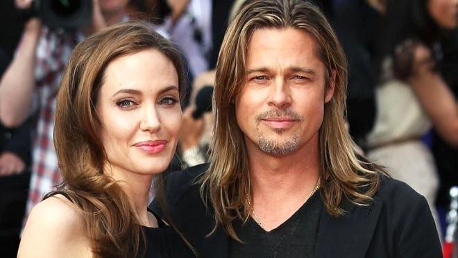 Angelina Jolie ve Brad Pitt'in Çalkantılı Aşk Hayatları