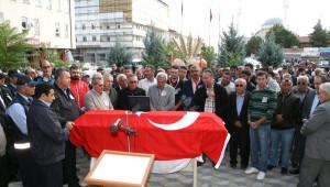 Hayatını Kaybeden Belediye Personeli İçin Tören Düzenlendi