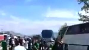 Sakaryaspor ile Eskişehirspor Taraftarları Kavga Etti: 7 Yaralı
