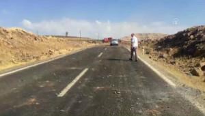 Mardin'de Patlamanın Yaşandığı Olay Yerinden İlk Görüntü