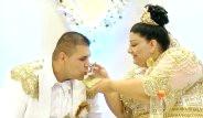Roman Düğünü Sosyal Medyayı Salladı
