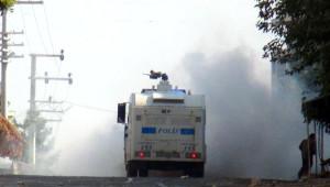 Silvan'da PKK Yandaşlarının 6-7 Ekim'deki Şiddeti Kamerada