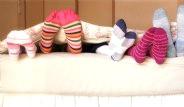 Geceleri Çorapla Uyumak Sağlığa Zarar Veriyor