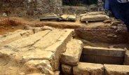 Milas'ta 2 Bin 400 Yıllık Oda Mezar Bulundu!