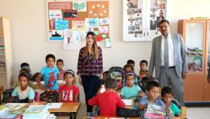 Harran Belediye Başkanı Özyavuz'un Eğitime Desteği Sürüyor