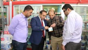 Mülteci Kampında Gıda Denetimi Yapıldı