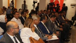 Başbakan Yardımcısı Türkeş'ten AK Parti İl Başkanlığına Ziyaret