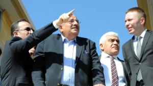 Başbakan Yardımcısı Türkeş, Kilis'te (3)