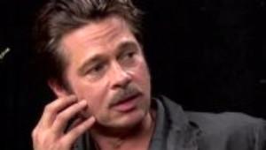 Brad Pitt 3 Hafta Aradan Sonra Çocuklarını Görünce Ağladı