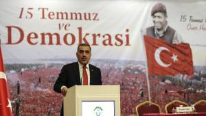 15 Temmuz ve Demokrasi Konferansı