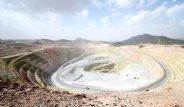 Türkiye'deki Altının Üretim Aşaması Görüntülendi