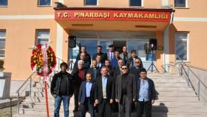 Pınarbaşı'nda Muhtarlar Günü Kutlandı