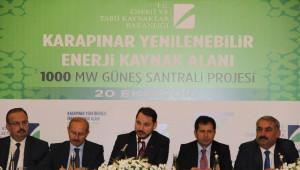 Enerji Bakanı Albayrak: