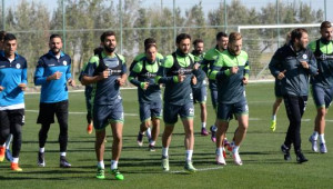 Atiker Konyaspor'da Fenerbahçe Hazırlığı