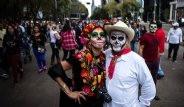 Meksika'da 'Ölülerin Günü' Kutlandı