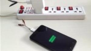 Evde Kablosuz Şarj Cihazı Yaptı