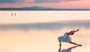 Tuz Gölü'nün Eşsiz Güzelliği 'Salt Tuz' Sergisinde