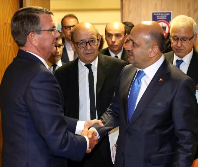 ATO Savunma Bakanları Toplantısı Brüksel'de Başladı