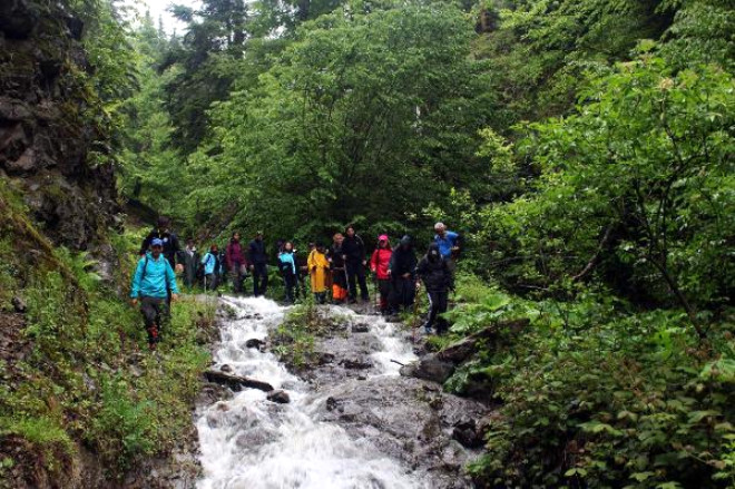 Bolu'da Doğa Yürüyüş Parkurları 2 Bin Kilometreye Çıkarıldı