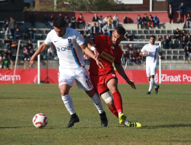 Çorum Belediyespor-Trabzonspor: 1-2 (Ziraat Türkiye Kupası-uzatmada)