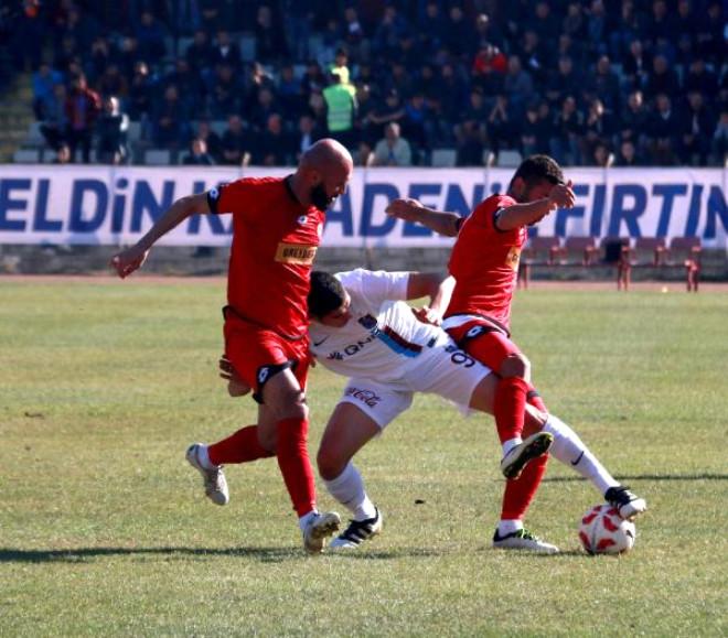 Çorum Belediyespor-Trabzonspor Fotoğrafları (Ziraat Türkiye Kupası)