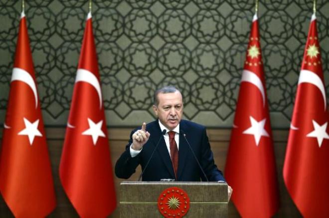 Cumhurbaşkanı Erdoğan : Yeni Güvenlik Anlayışı, Türkiye'nin Suriye ve Irak'ta Niçin Bulunduğunun...