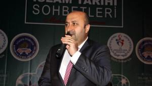 İlahiyatçı Yazar Döngeloğlu, Nevşehir'de Öğrenciler ile Buluştu