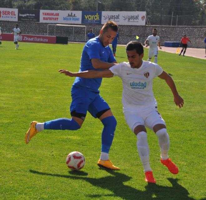 İnegölspor-Sarıyer Fotoğrafları (Ziraat Türkiye Kupası)