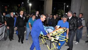 Kerkük'te Yaralanan Peşmergeler Elazığ'a Getirildi (Ek Fotoğraf)